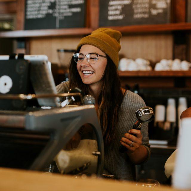 カフェ集客